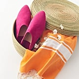Shop Soukra Women's Slippers, Fouta, and Box Set
