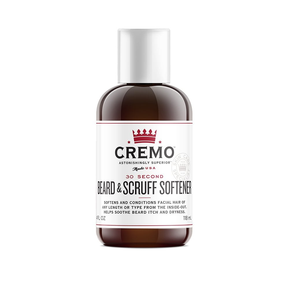 Cremo Beard and Scruff Softener