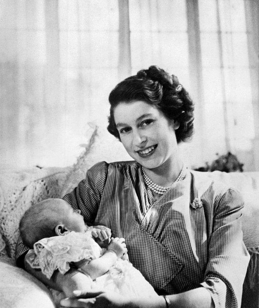 Princess Anne, August 1950