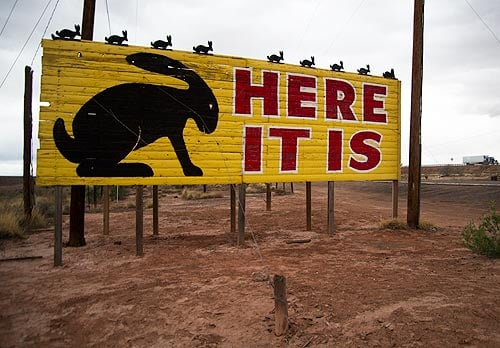 Jackrabbit Trading Post (Joseph City, AZ)