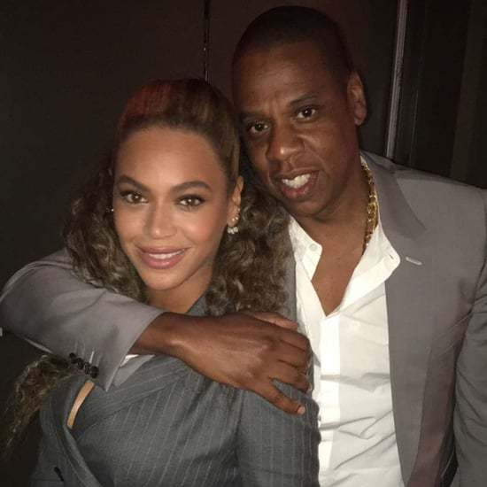Beyonce and Jay Z at Hands of Stone Premiere August 2016
