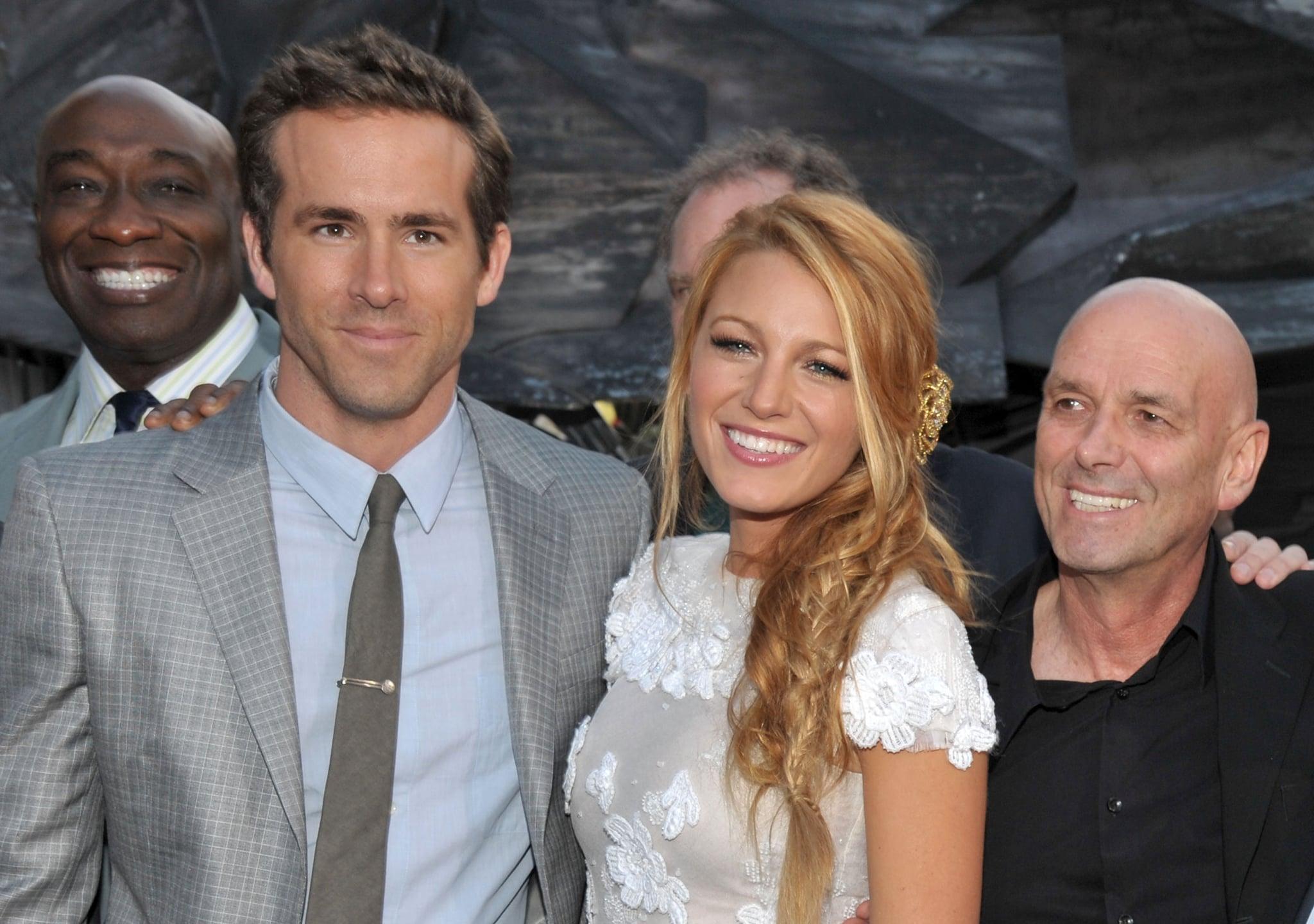 When She Costared in Green Lantern With Ryan Reynolds