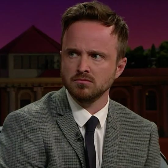 Aaron Paul Says Breaking Bad Fans Crashed His Wedding