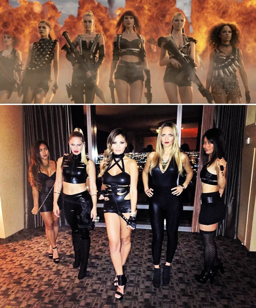 Bad Blood Halloween Costumes