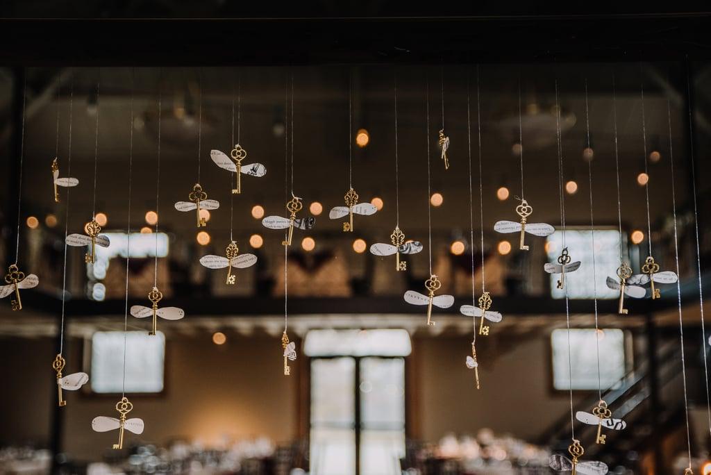 Elegant Harry Potter,Themed Wedding Ideas