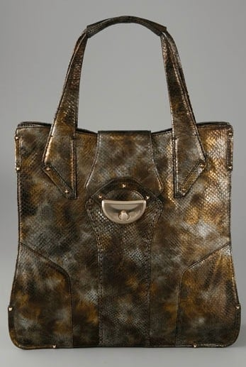 Botkier Metallic Gladiator Tote: Love It or Hate It?