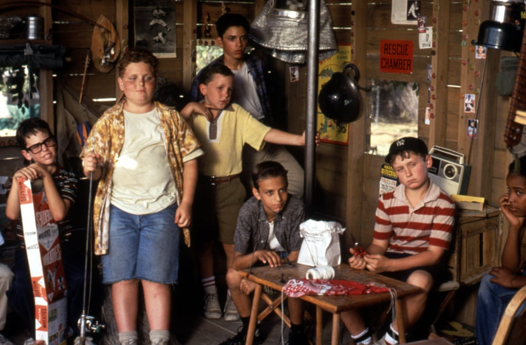 "This year marks the 25th anniversary of The Sandlot, and if you're feeling nostalgic, we have a special treat for you. The 1993 cult classic is set in 1962 and is about a boy named Scotty Smalls (Tom Guiry) who moves to a new town and becomes friends with another boy named Benny Rodriguez (Mike Vitar), as well as an entire baseball team. From the importance of friendship to the struggle of fitting in, the coming-of-age baseball comedy taught us so many important life lessons, so it's only right that we take a trip down memory lane with a look at some of the film's best moments.  Oh, and in case you haven't heard, Fathom Events and Twentieth Century Fox are bringing the movie back to theatres for two nights only on July 22 and 24. So, what are you waiting for? Grab your tickets now!      Related:                                                                                                           The Sandlot Cast Just Reunited After 25 Years, Because ""Legends Never Die"""