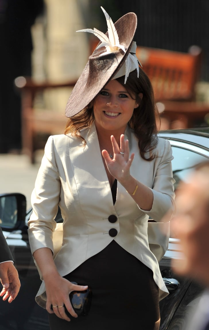 Why Do Royals Wear Hats To Weddings Popsugar Fashion Uk