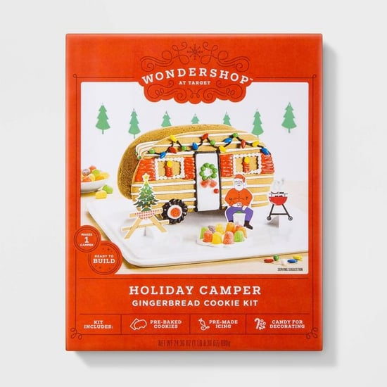 Holiday Camper Gingerbread Kit at Target