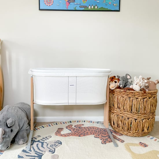 Why I Love the Baby Bjorn Cradle | Review