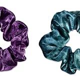 Sincerely Jules x Scunci Velvet Scrunchies 2-Pack