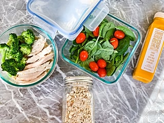 Meal Prep 101: The Menu, Grocery List, and Cooking Instructions to Get You Started