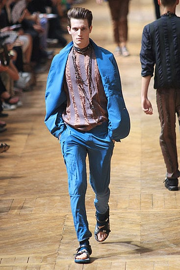 Photos From Men's Paris Spring 2011 Fashion Week