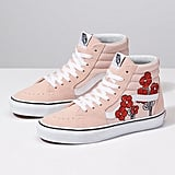 Disney x Vans Sk8-Hi in Mickey Mouse and Minnie Mouse/Pink