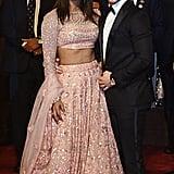 Priyanka Chopra and Nick Jonas Attended the Wedding