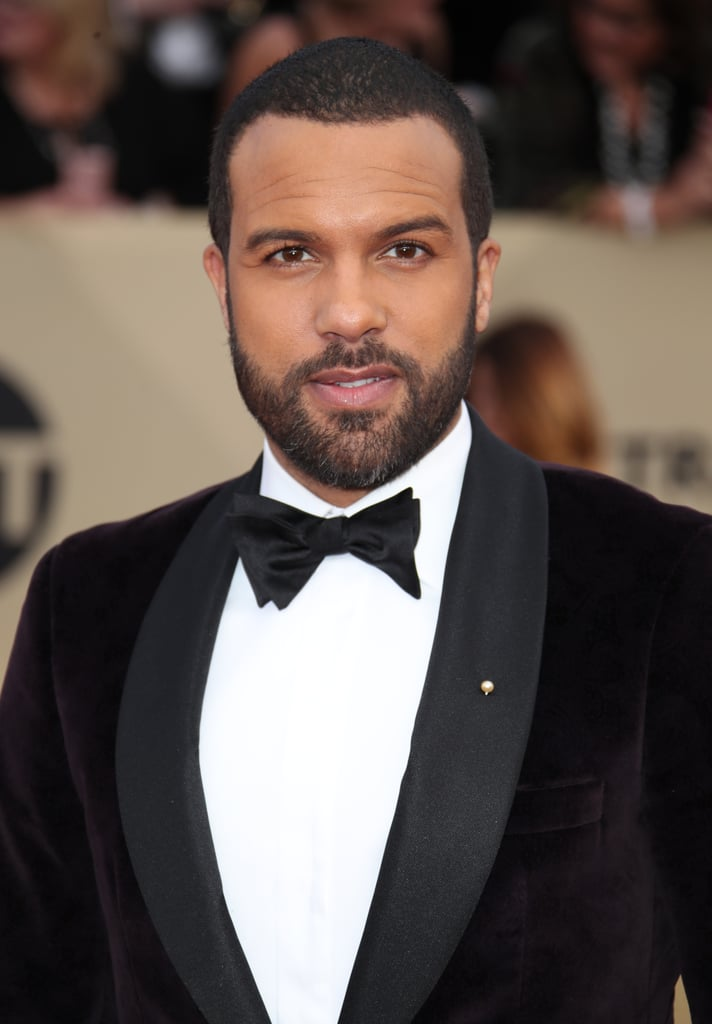 O. T. Fagbenle at the SAG Awards