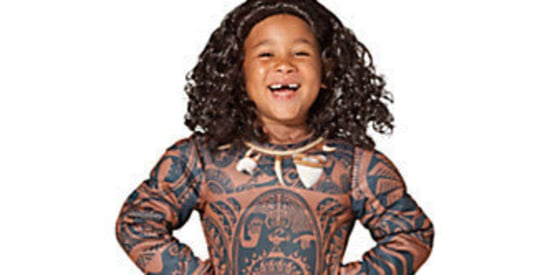 Disney Pulled That Offensive 'Moana' Costume. Here's Why It Matters.