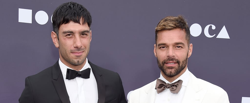 Ricky Martin and Jwan Yosef Welcome Their Fourth Child