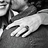 Gwyneth Paltrow's Engagement Ring From Brad Falchuk