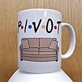 """Pivot"" Coffee Mug"