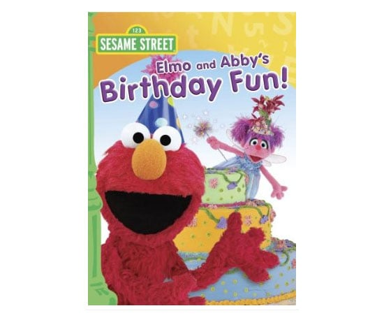 Elmo and Abby's Birthday Fun