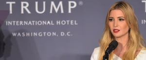 Donald Trump Weighs in on the Ivanka Vs. Nordstrom Case