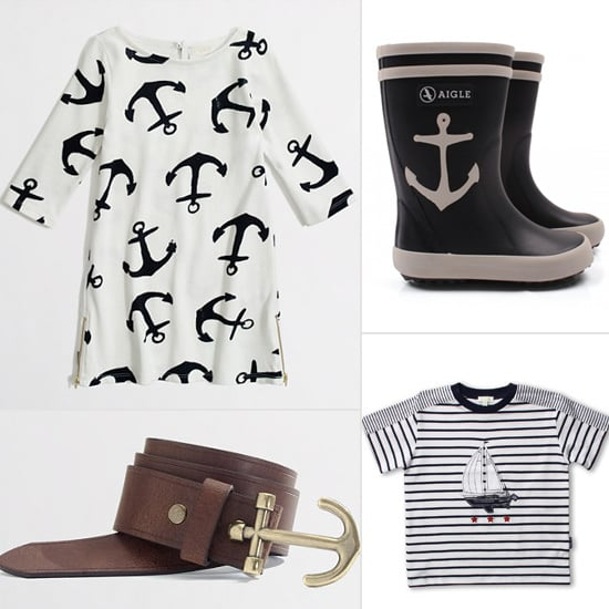 Anchors Away! The Cutest Nautical Finds For Your Little Sailor