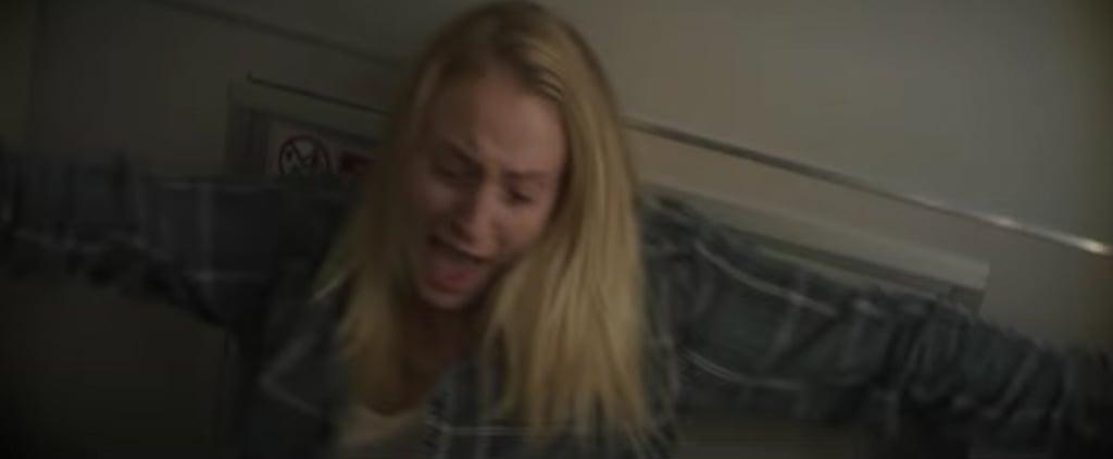 Quibi's Survive Trailer Starring Sophie Turner   Video