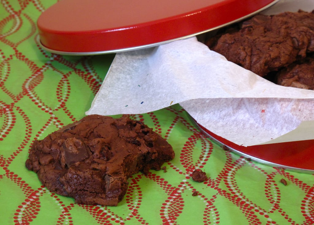 Photo Gallery: Double-Chocolate Cranberry Cookies