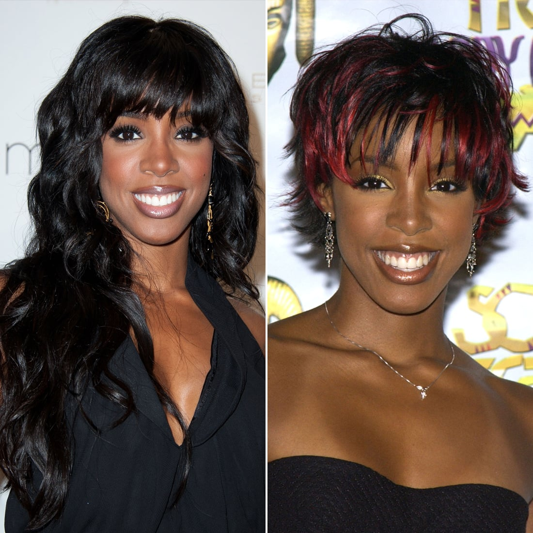 Kelly Rowland Do These Celebrities Look Better With Long Or Short Hair Popsugar Beauty Photo 6
