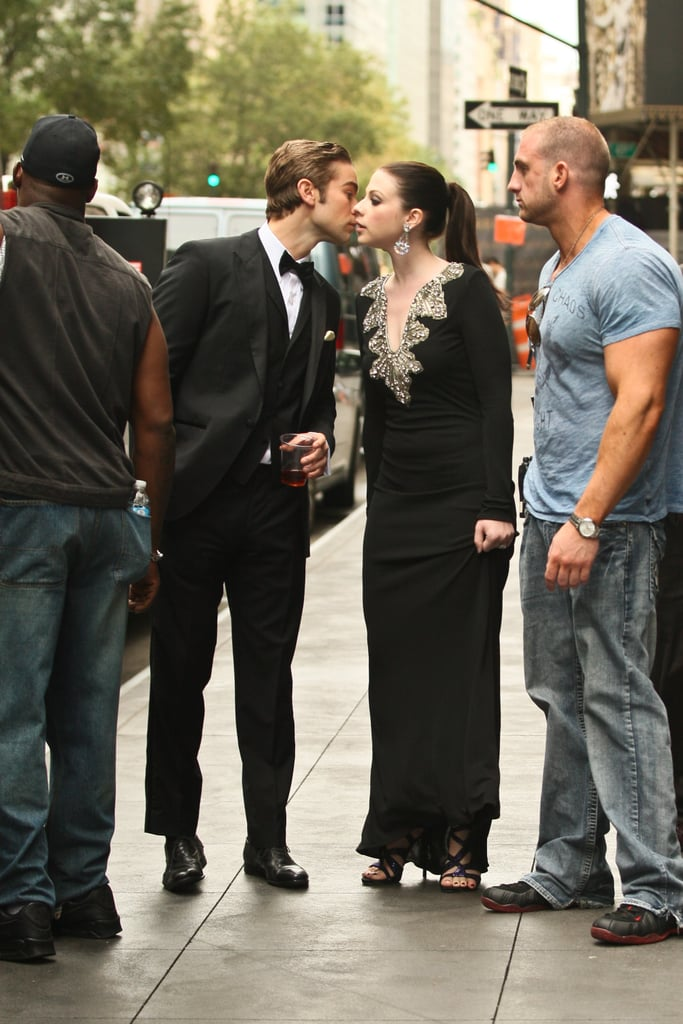 Michelle Trachtenberg Makes a Dramatic Return to Gossip Girl