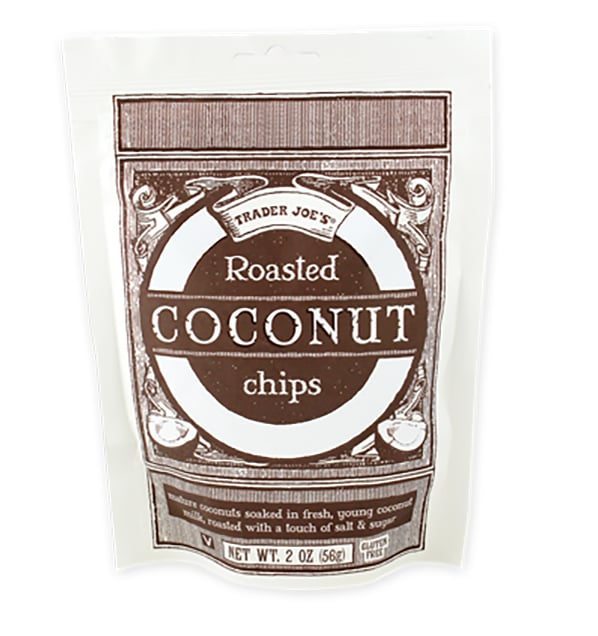 TJ's Roasted Coconut Chips
