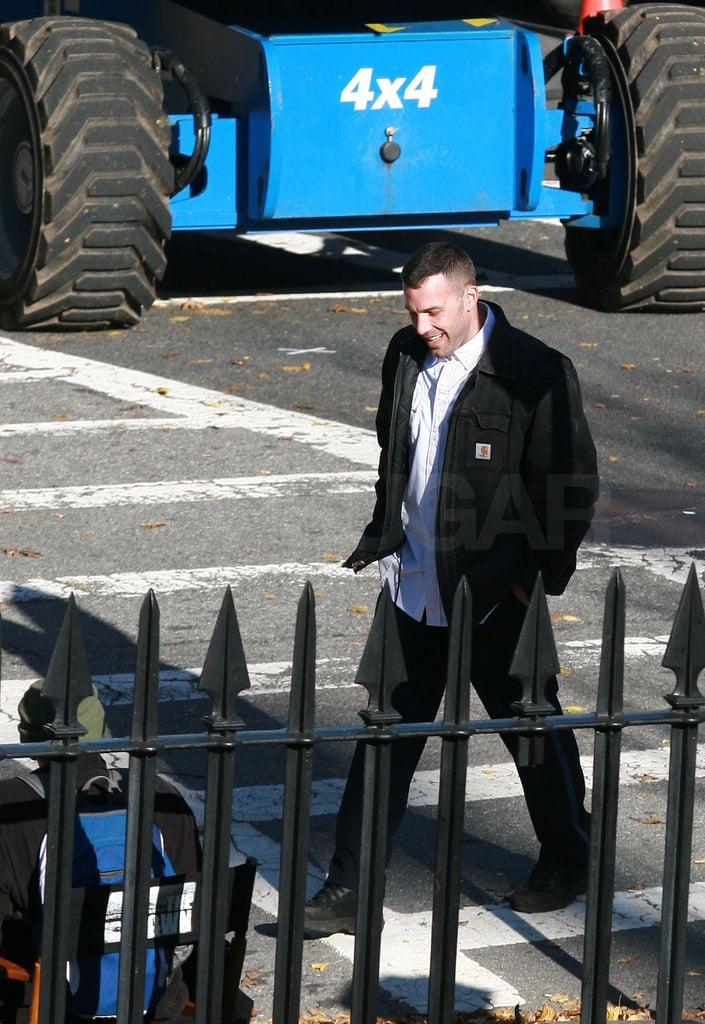 Photos of Ben Affleck Filming The Town in Boston 2009-11 ...