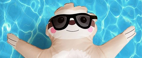 Sloth Pool Float