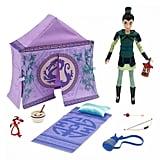 Mulan Classic Doll Campsite Play Set