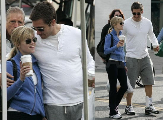 Reese and Jake Are Physically Fit and Perfectly Adorable
