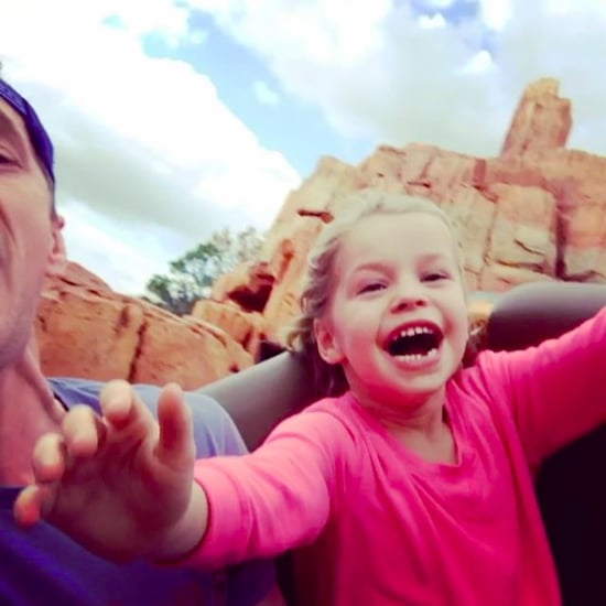 Neil Patrick Harris and His Family at Disney World 2016