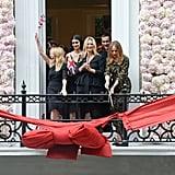 Kylie Minogue, Mindy Kaling, Neelam Gill, Kate Moss, and Stella McCartney