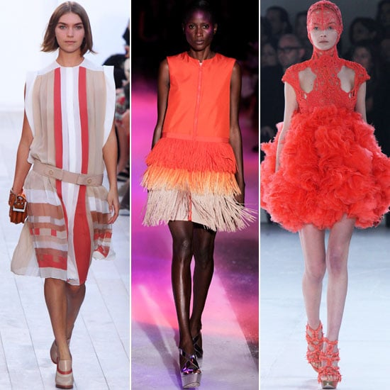 Coral Is the Next Big Trend For Spring 2012