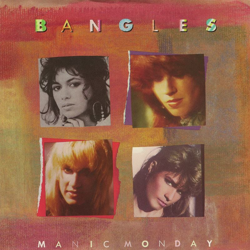 """""""Manic Monday"""" by The Bangles"""