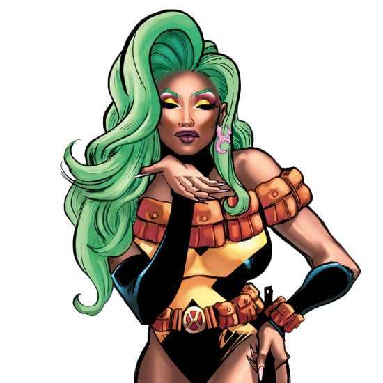Marvel Drag Queen Character Shade or Darkveil