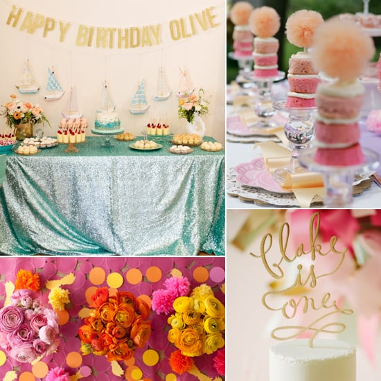 best birthday party ideas for girls | popsugar moms