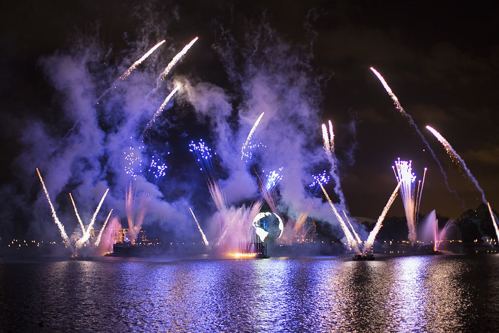 Enjoy the fireworks