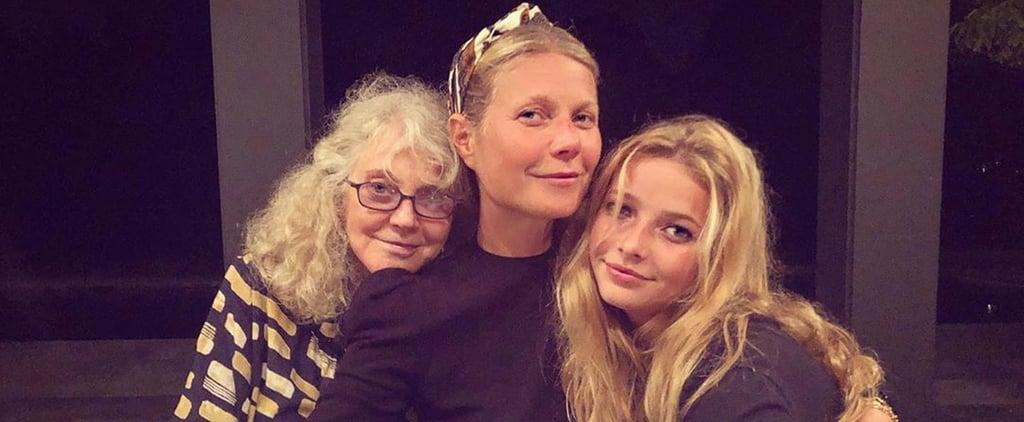 Apple Martin Looks Like Gwyneth Paltrow in Birthday Photo
