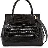 Nancy Gonzalez Loop Crocodile Small Satchel Bag ($3,350)