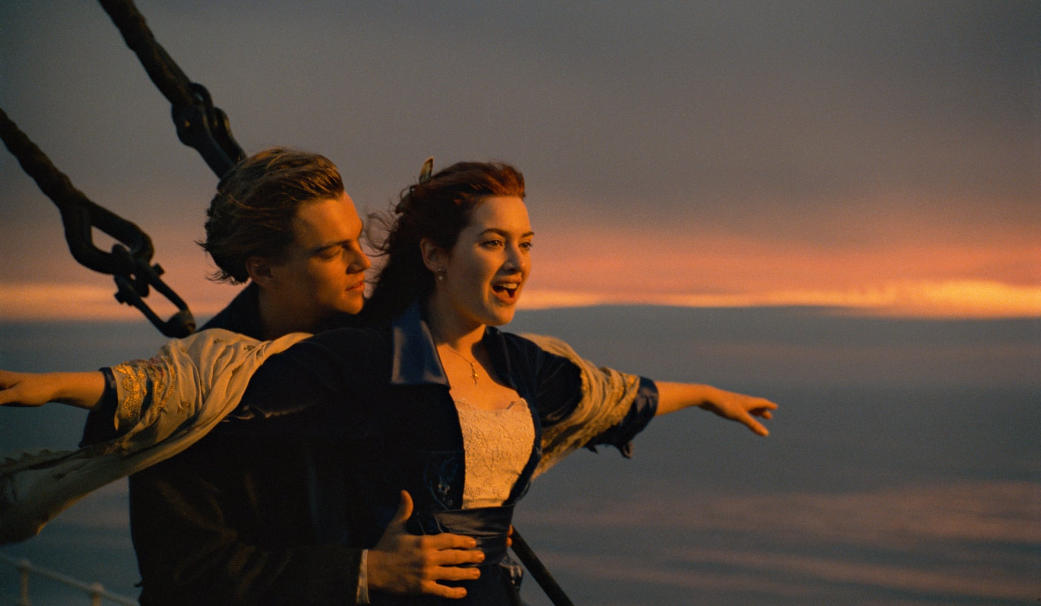 Itu0027s been two decades since Jack and Roseu0027s ill-fated romance broke our hearts and turned  never let go  into the most romantic vow one could make.  sc 1 st  Popsugar & Titanic Movie Facts | POPSUGAR Entertainment