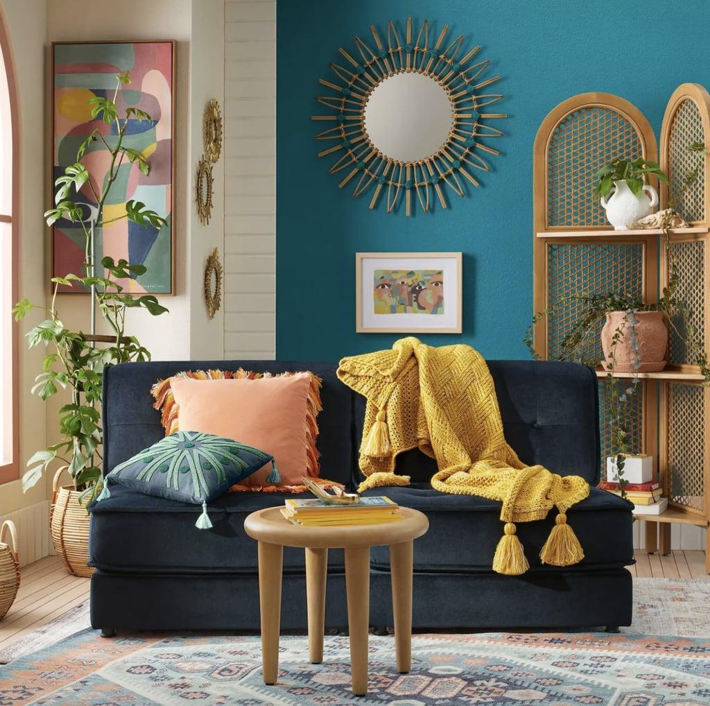 Opalhouse x Jungalow Villea Velvet Modular Sofa