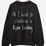 Ryan Gosling Xmas Sweater (£30)