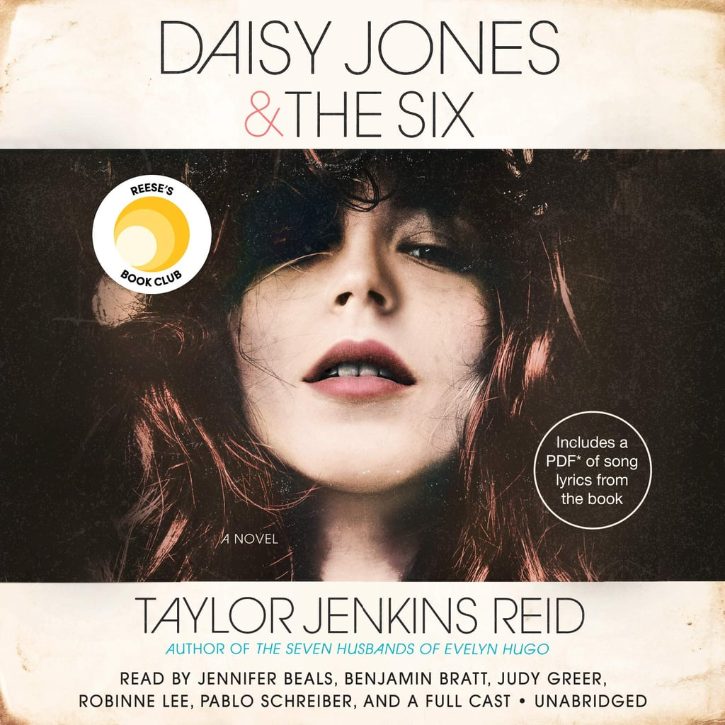 Daisy Jones and The Six: A Novel by Taylor Jenkins Reid