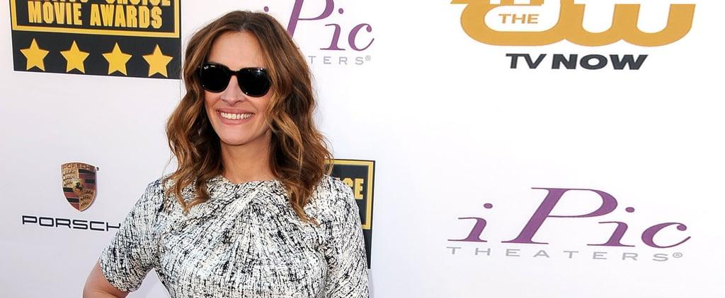 Julia Roberts's Dress at Critics' Choice Awards 2014